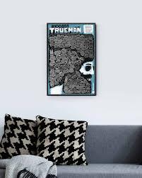 Скретч-<b>постер</b> #100 ДЕЛ True Man Edition - <b>1DEA</b>.<b>me</b>