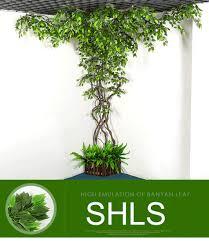 CHENCHENG <b>12 Pieces</b> / Lot Artificial <b>Plant</b> Maple <b>Leaf</b> Fake ...