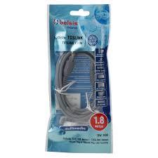Купить кабель <b>Toslink</b> (M) - <b>Toslink</b> (M) 1.8 м <b>Belsis</b> (BW1490 ...