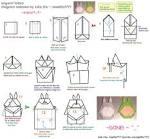 Оригами тоторо