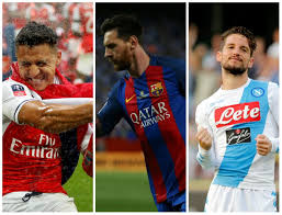 Avrupa'nın en golcü futbolcuları