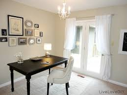 home office makeovers incredible heres what the office looks like beautiful home office makeover