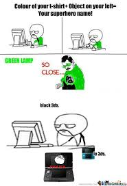 RMX] Green Lamp...so Close by piemonk - Meme Center via Relatably.com