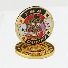 <b>Free shipping 10pcs</b>/<b>lot</b>,Poker Card Guard Protector I'm A Donk ...