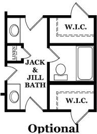 jill bathroom configuration optional: jack and jill bathroom photos bing images instead of regular doors to enter from the bedroom sliding doors leaves much more room in actual bathroom