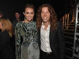 Young Celebrities With Heart Conditions: Shaun White and Miley Cyrus Photo