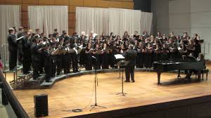 """North Mesquite HS Varsity Chorale """"<b>Jenny</b>"""" by Ryan Kerr and Nick ..."""
