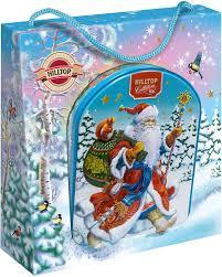 <b>Hilltop</b> Веселый Дед Мороз <b>чай</b> черный листовой Цейлонское ...