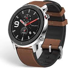 <b>Amazfit GTR</b> 47mm - Smartwatch Stainless Steel: Amazon.co.uk ...