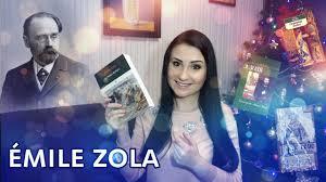 Прочитанные книги: <b>Эмиль Золя</b> - YouTube