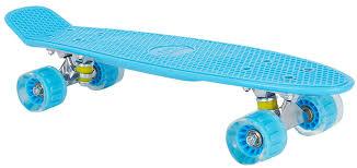 <b>Leader Kids S</b>-2206E - <b>скейтборд</b> (голубой) купить в интернет ...