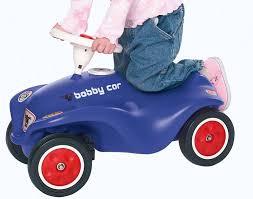 <b>Машинка</b>-<b>каталка Big New</b> Bobby Car, синяя | Купить с доставкой ...