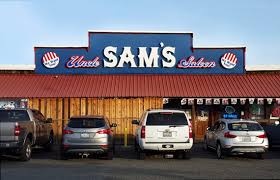 <b>Uncle Sam's</b> – saloon