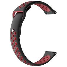 Shop Generic Replacement <b>Silicone Sport</b> Strap <b>22mm</b> For Huawei ...
