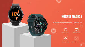 <b>Kospet</b> Out with an Exclusive <b>Smart</b> Watch – <b>Kospet Magic</b> 2 with a ...