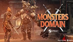 <b>Monsters</b> Domain on Steam