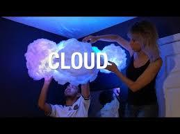DIY <b>Cloud Lamp</b>   Superholly - YouTube