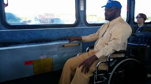 the value of transit for disability riders transportation for dakc simulation
