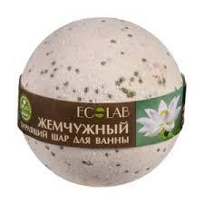 <b>Бурлящий шар для ванны</b> Ecolab Жемчужный | Отзывы ...