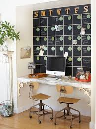 home office country living beautiful home office chalkboard