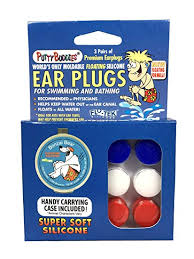 3-pair Pack of PUTTY BUDDIES Floating Formula Soft Silicone <b>Ear</b> ...