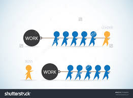 manager vs leader clipart clipartfest leader vs boss leadership and