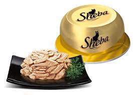 <b>Sheba</b> Classic <b>консервы</b> для кошек <b>Соте из</b> куриных грудок ...