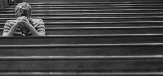 Image result for black and white little boy praying