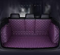 Leather <b>car trunk</b> mat for lexus nx nx200 nx300h rx 570 470 460 200 ...