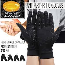 <b>Copper Fiber Compression</b> Gloves Hand Arthritis Joint-buy at a low ...