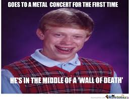 Unlucky Brian Strikes Again by randall82 - Meme Center via Relatably.com
