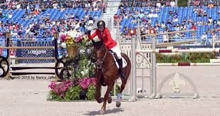 Final Report from the <b>FEI World Equestrian Games</b> at Tryon 2018 ...