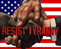 %name RESISTING TYRANNY WHICH HAS NO MORAL CENTER