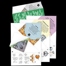 """Купить книгу """"<b>Набор закладок МИФа</b> «<b>Оригами</b>»"""", Алина Агапитова"""