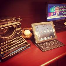 communication pros describe barriers to innovation talking typewriter ipad and television