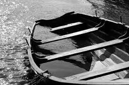 Image result for sinking row boat