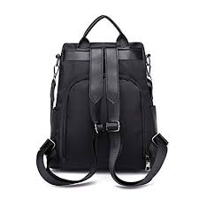 Sinzelimin Women <b>Backpack</b> Purse <b>Waterproof Oxford Cloth</b> Anti ...