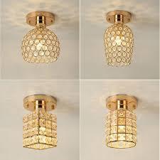 beautiful home crystal ceiling lights modern led light ceiling hallway lighting fixtures gold silver beautiful home ceiling lighting