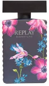 <b>Replay Signature for Woman</b> REPLAY Eau de Parfum Woman 30 ml ...