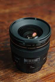 Review: <b>Canon EF 20mm</b> F2.8 USM - The Phoblographer