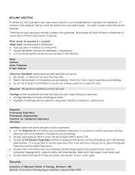 good resume objectives for students template good resume objectives for students