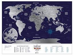 <b>1DEA</b>.<b>me Скретч Карта Мира</b> Holiday — купить по выгодной цене ...