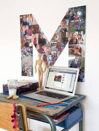 cheap kids bedroom ideas:  snap happy wall feature cheap kids bedroom ideas photo collage