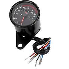 Aramox Odometer, Motorcycle Speedometer ATV LED ... - Amazon.com