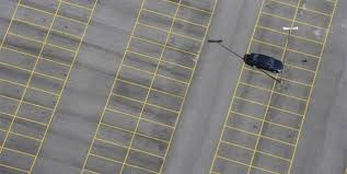 Image result for car in parking lot
