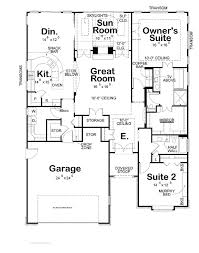 images about Welcome Home on Pinterest   House plans  Floor    Two Bedroom House Plans for Small Land  Two Bedroom House Plans Large Garage Modern Kitchen