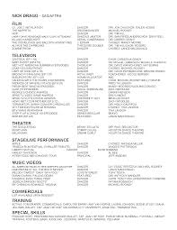 nick drago resume nick drago resume web