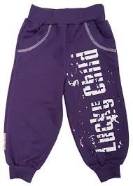 Купить <b>Спортивные брюки lucky</b> child размер 30 (104-110 ...