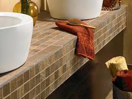 surface bathroom countertops design choose floor