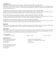 sample resume template cover letter and resume writing tips sample student resume